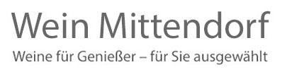 Wein Mittendorf-Logo